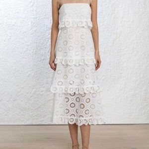Zimmerman Lumino Daisy Dress // Sz 1